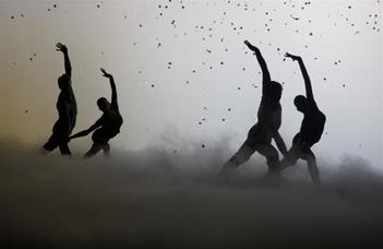Kitüntetés a tánc világnapján