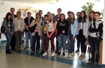 Tudományos nap az ELTE-n vidéki diákoknak