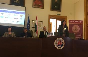 Egyetemi Anyanyelvi Napok és Szakmai Alumni találkozó