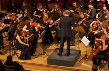 Az ELTE Egyetemi Koncertzenekarának hagyományos hangversenye.