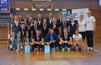 Futsal MEFOB-döntők
