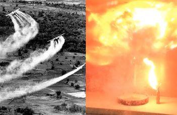 A vietnámi háborúban alkalmazott vegyi fegyverek és hosszútávú hatásuk