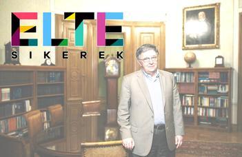Az ELTE Alumni Központ új sorozatának első vendége a Magyar Tudományos Akadémia elnöke.