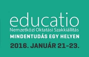 Zéró emissziós ELTE-busszal is érkeznek diákok az Educatio Kiállításra