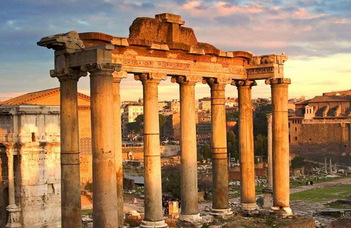 Díszdoktori előadások az ókori Rómáról