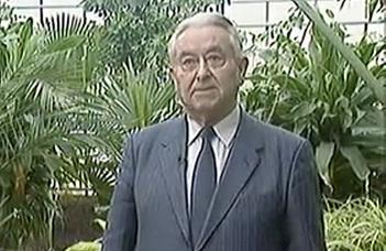 Dr. Dános Béla ny. egyetemi docens előadása a Nyugdíjas Klub szervezésében.