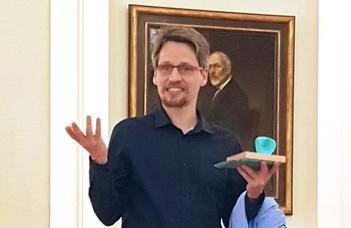 Az ELTE oktatója kapta idén a Gács András-díjat