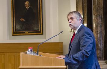 Bocskai István-díjban részesül Mezey Barna