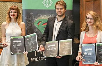A fenntartható fejlődés energiakövete
