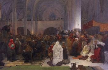 A Vallástudományi Központ konferenciája.