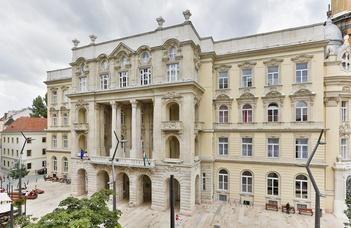 Séta az Egyetem főépületében - ELŐREGISZTRÁCIÓ