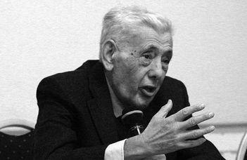 Elhunyt Huszár Tibor