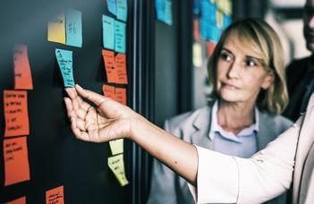 Ötletek az ötletgyűjtésre - brainstorming-eszközök