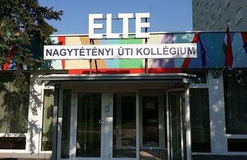 Hárommilliárd forintból megújult az ELTE Nagytétényi úti kollégiuma (Origo.hu)