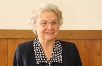 Elhunyt Hunyady Györgyné Gárdonyi Zsuzsa