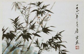 Kínai bambuszfestő tanfolyam