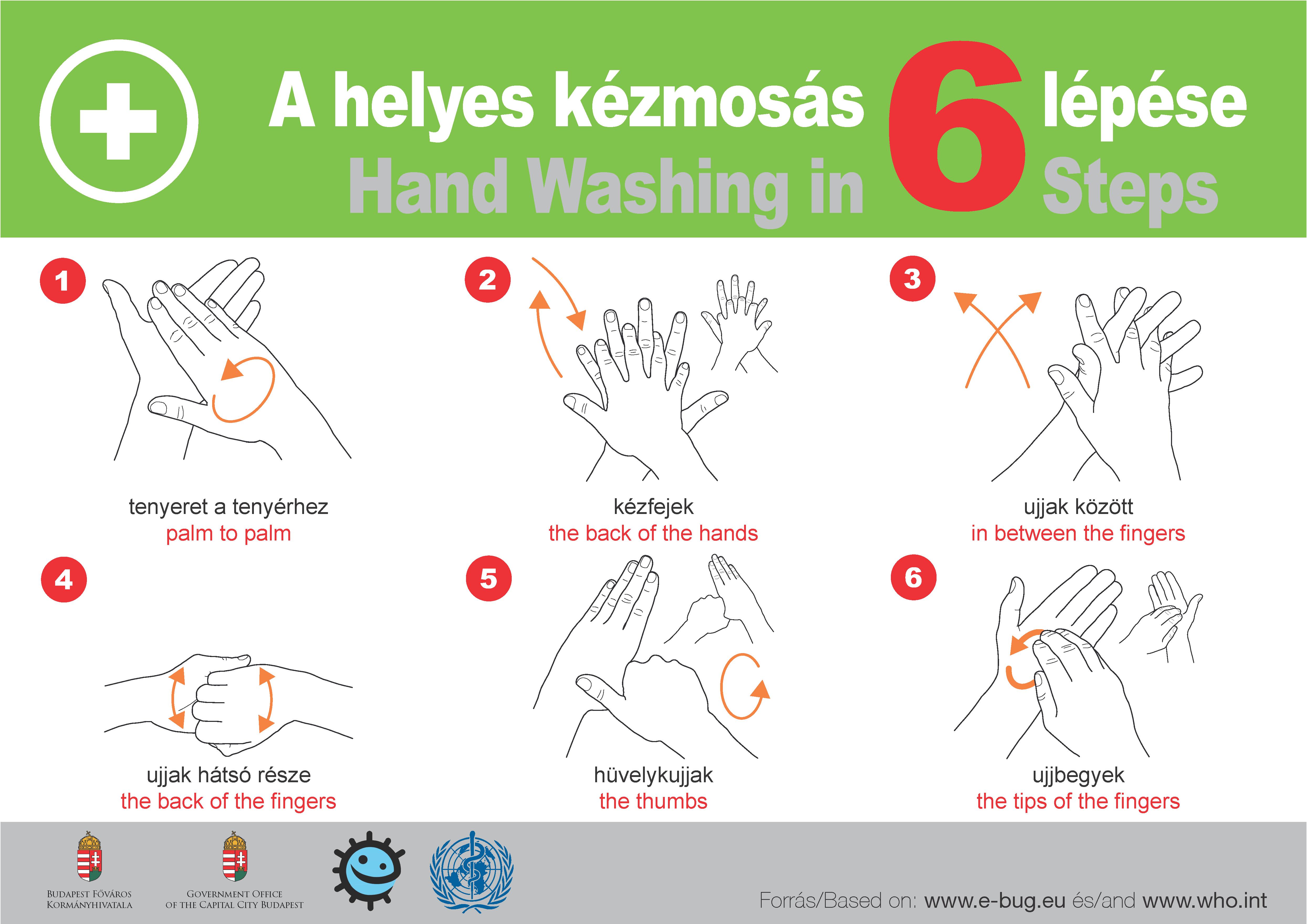 higiéniai szabályok