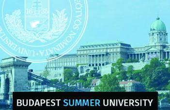 ELTE Budapest Summer School 2021