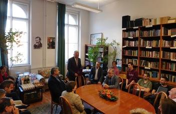 Megnyitották a Vaszilij Kljucsevszkij Szemináriumot