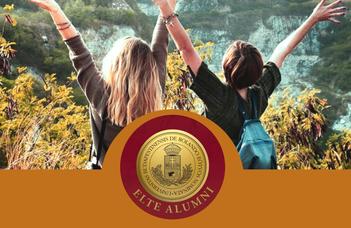 Erasmus az ELTE Alumni támogatásával
