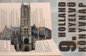 Kilencedik alkalommal rendezik meg a holland és flamand nyelvű könyvek napját Budapesten.