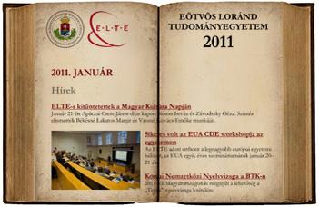 Az év krónikája 2011