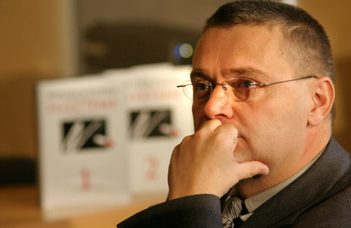 Fábri Görgy ötalkalmas előadássorozata ELTE-s résztvevőkkel.